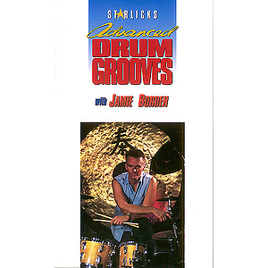 Advanced Drum Grooves (VHS)
