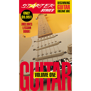 Beginning Guitar Volume One (VHS)