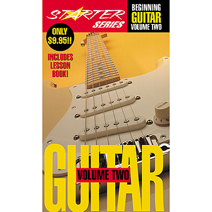 Beginning Guitar Volume Two (VHS)