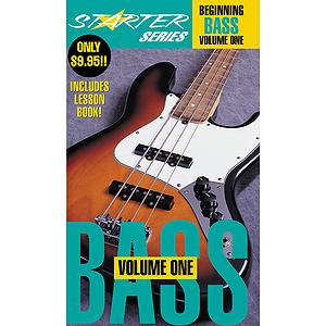 Beginning Bass Volume One (VHS)