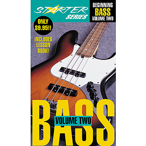 Beginning Bass Volume Two (VHS)
