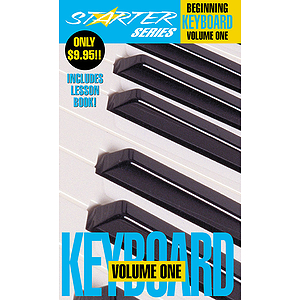 Beginning Keyboard - Volume One (VHS)