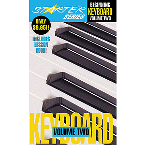 Beginning Keyboard - Volume 2 (VHS)