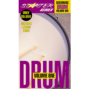 Beginning Drums 1 (VHS)