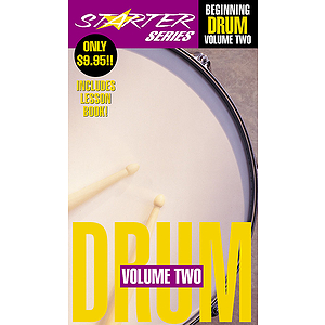 Beginning Drums 2 (VHS)