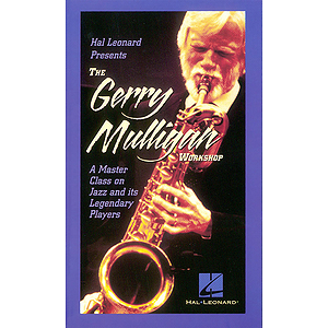 The Gerry Mulligan Workshop Video (VHS)