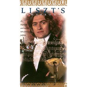 Liszt's Rhapsody (VHS)
