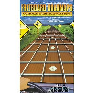 Fretboard Roadmaps (VHS)