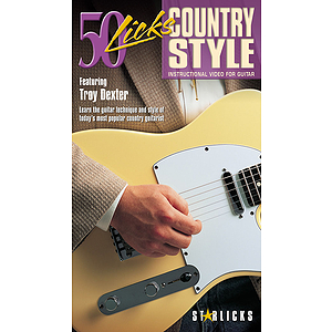 50 Licks Country Style (VHS)