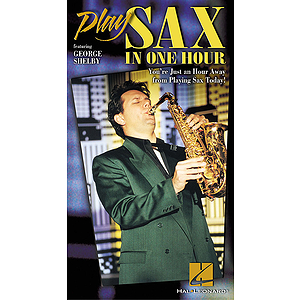 Play Sax in One Hour (VHS)