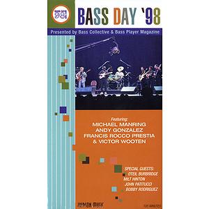 Bass Day 1998 (VHS)