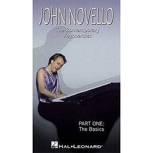 John Novello - The Contemporary Keyboardist - The Basics (VHS)