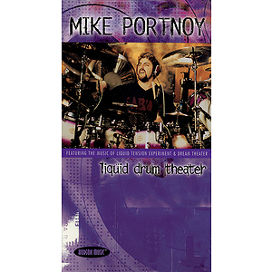 Mike Portnoy - Liquid Drum Theater (VHS)