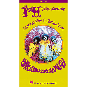 Jimi Hendrix - Learn to Play the Songs from Are You Experienced (VHS)