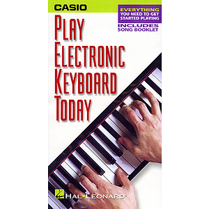 Play Electronic Keyboard Today (VHS)