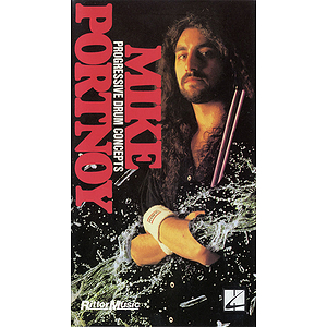 Mike Portnoy - Progressive Drum Concepts (VHS)