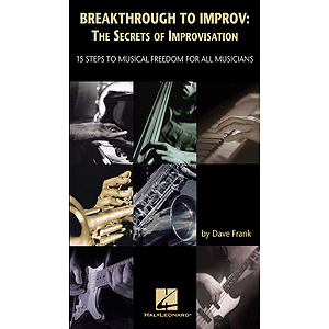 Breakthrough to Improv: The Secrets of Improvisation (VHS)