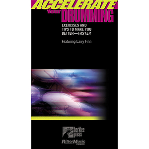 Accelerate Your Drumming (VHS)