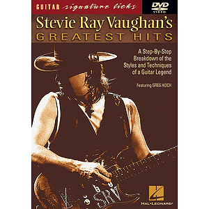 Stevie Ray Vaughan&#039;s Greatest Hits (DVD)