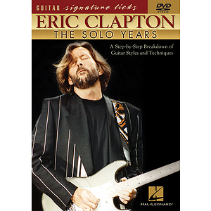 Eric Clapton - The Solo Years (DVD)