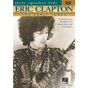Eric Clapton - The Early Years (DVD)
