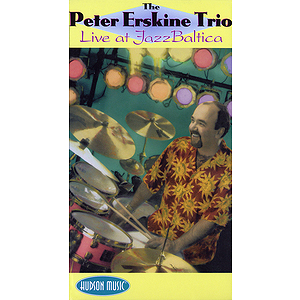 The Peter Erskine Trio - Live at Jazz Baltica (VHS)