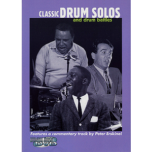 Classic Drum Solos and Drum Battles (DVD)