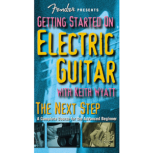 Fender Presents Getting Started on Electric Guitar (VHS)