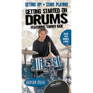 Getting Started on Drums (VHS)