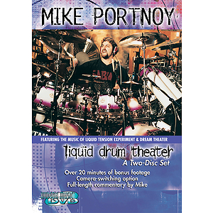 Mike Portnoy - Liquid Drum Theater (DVD)