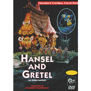 Hansel and Gretel - DVD