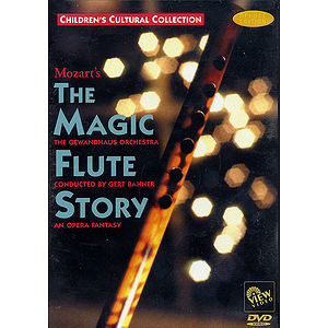 Mozart's The Magic Flute Story - DVD