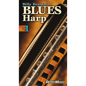 Billy Branch&#039;s Blues Harp (VHS)