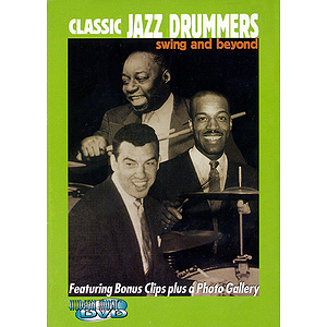 Classic Jazz Drummers (DVD)