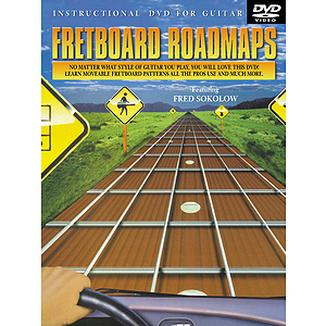 Fretboard Roadmaps (DVD)