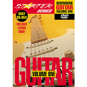 Beginning Guitar Volume One (DVD)