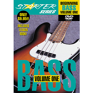 Beginning Bass Volume One (DVD)