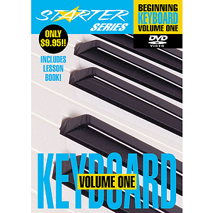 Beginning Keyboard Volume One (DVD)