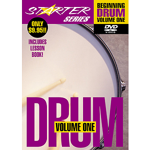 Beginning Drums -¦Volume One (DVD)