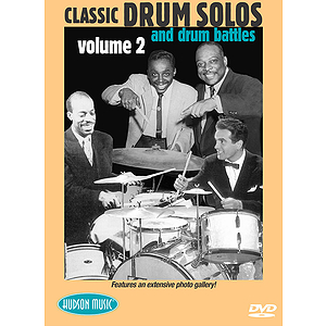 Classic Solos and Drum Battles - Vol. 2 (DVD)