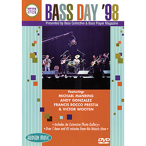Bass Day 1998 (DVD)