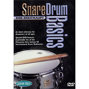 Snare Drum Basics (DVD)
