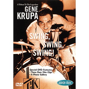 Gene Krupa - Swing, Swing, Swing! (DVD)