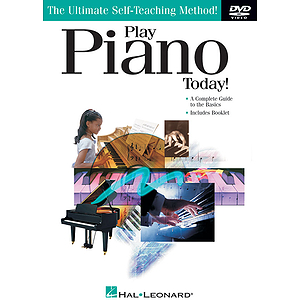 Play Piano Today! DVD