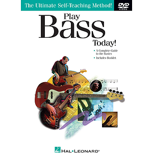 Play Bass Today! DVD