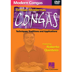 Modern Congas (Timbas Modernas) (DVD)