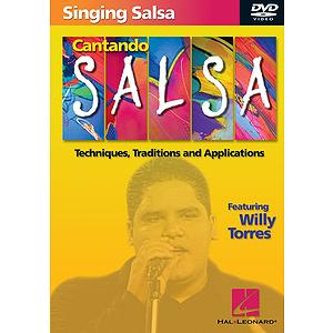 Singing Salsa Cantando Salsa (DVD)