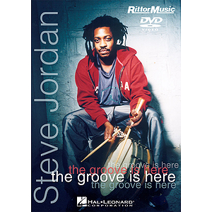 Steve Jordan - The Groove Is Here (DVD)
