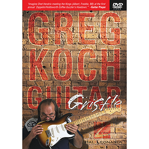 Greg Koch - Guitar Gristle (DVD)