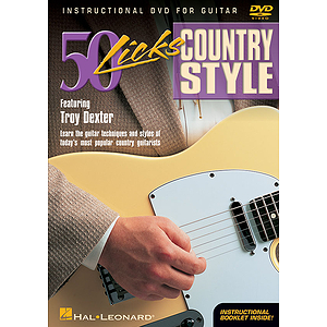 50 Licks Country Style (DVD)